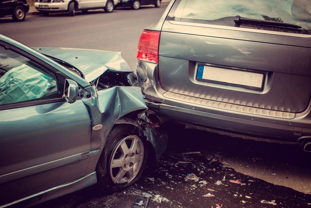 auta rozbite w wypadku